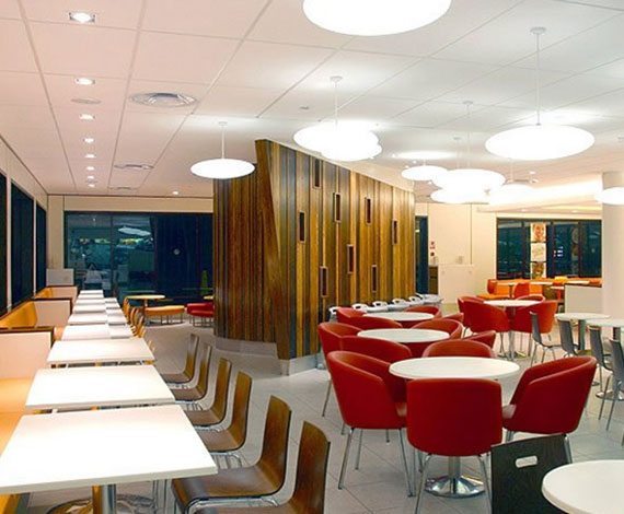r9 Showcases for interior design of cafes and restaurants - 41 examples