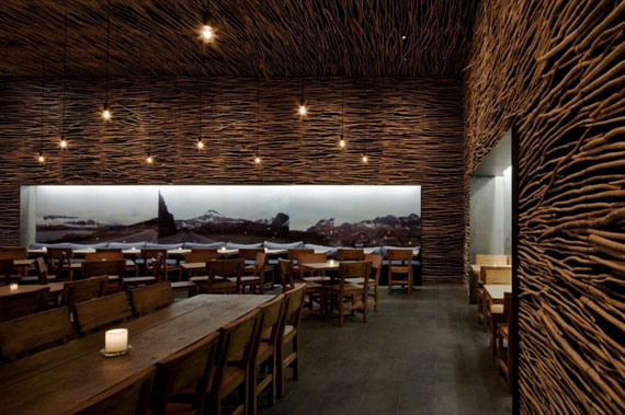 r13 Showcases of interior design of cafes and restaurants - 41 examples