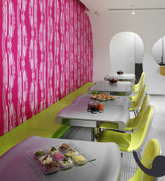 r27 Showcases for interior design of cafes and restaurants - 41 examples