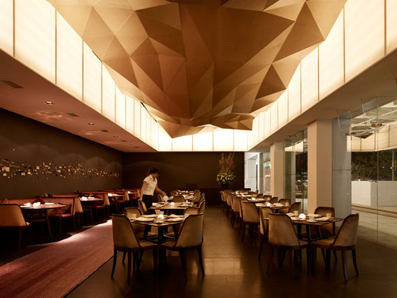 r21 Showcases for interior design of cafes and restaurants - 41 examples