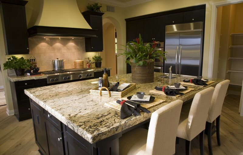 b19 The unexpected stylish look of black kitchen designs