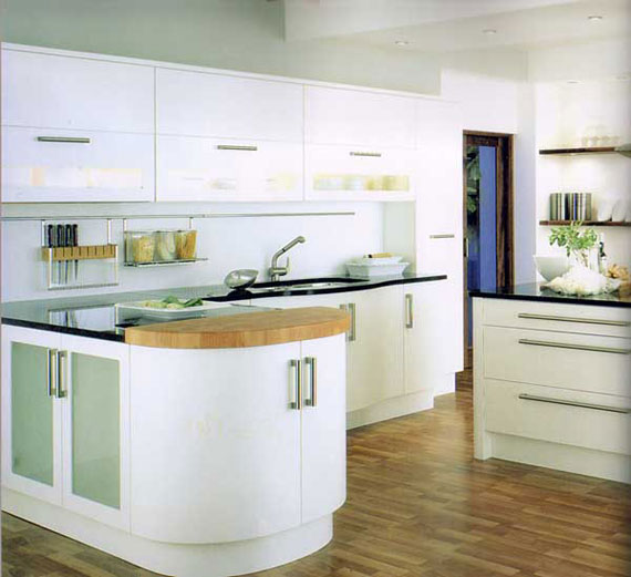 white1 Are you thinking of painting your kitchen cabinets?  Here are some pro secrets that need to be considered