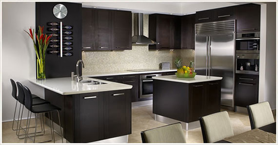 black2 Are you thinking of painting your kitchen cabinets?  Here are some pro secrets that need to be considered