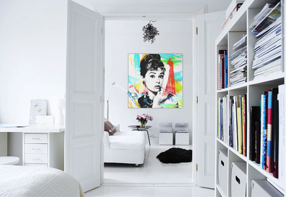 playful1 secrets to creating a chic family room