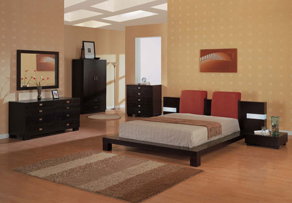 b11 A collection of modern bedroom furniture - 40 pictures
