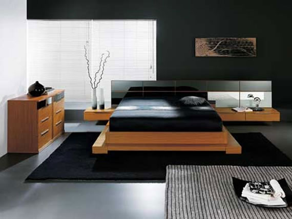 b7 A collection of modern bedroom furniture - 40 pictures