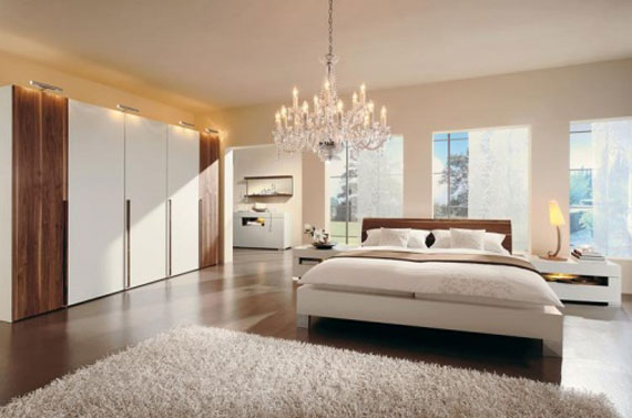 b12 A collection of modern bedroom furniture - 40 pictures