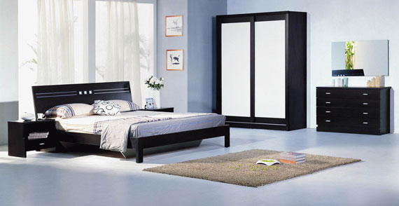 b8 A collection of modern bedroom furniture - 40 pictures