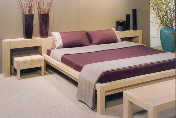 b2 A collection of modern bedroom furniture - 40 images