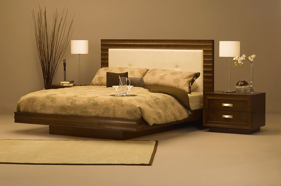 b9 A collection of modern bedroom furniture - 40 pictures