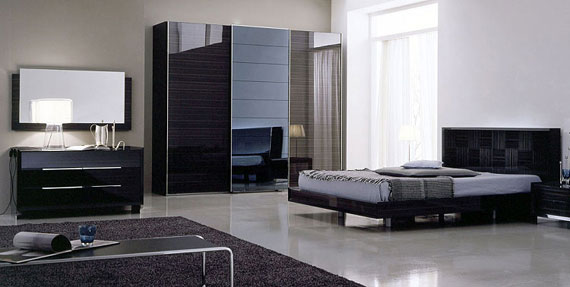 b20 A collection of modern bedroom furniture - 40 images