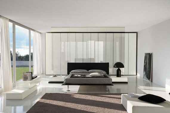 b14 A collection of modern bedroom furniture - 40 pictures