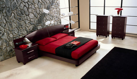 b25 A collection of modern bedroom furniture - 40 pictures