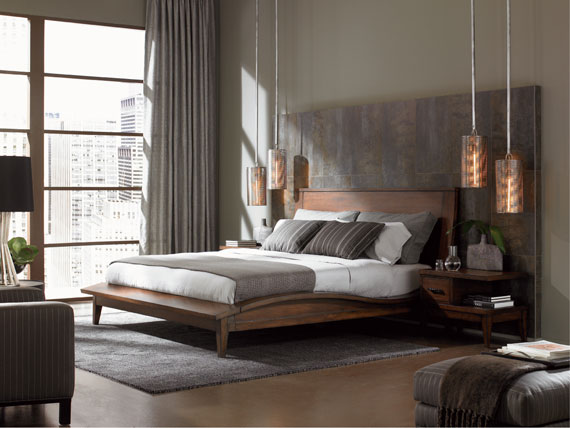 b30 A collection of modern bedroom furniture - 40 pictures