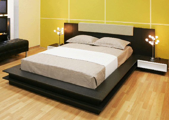 b35 A collection of modern bedroom furniture - 40 pictures