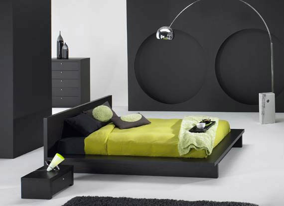b37 A collection of modern bedroom furniture - 40 pictures