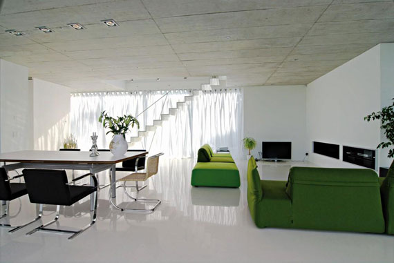 g32 Green Living Room Design Ideas: Decorations and Furniture