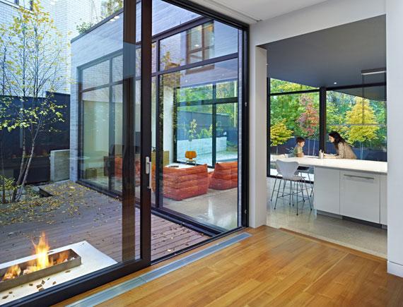 50421594518 Cedarvale House Designed by Drew Mandel Architects