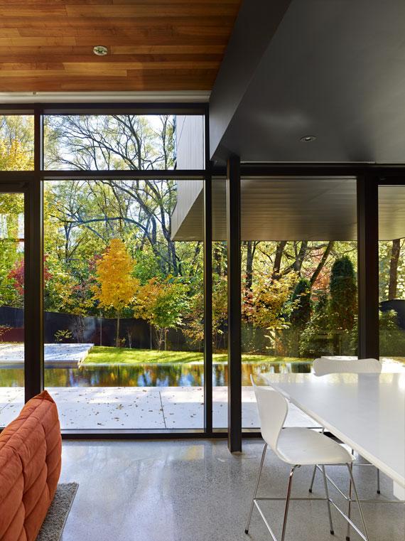 50421623838 Cedarvale House Designed by Drew Mandel Architects