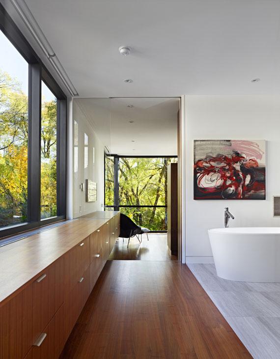 50421561558 Cedarvale House Designed by Drew Mandel Architects
