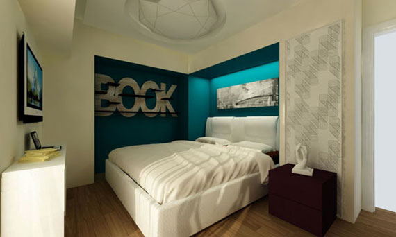 s2 Decorating small bedrooms with style - 34 examples