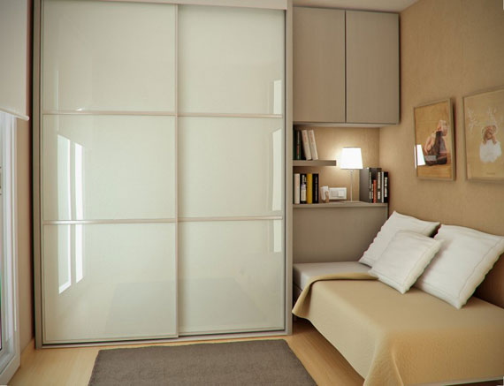 s3 Decorating small bedrooms with style - 34 examples