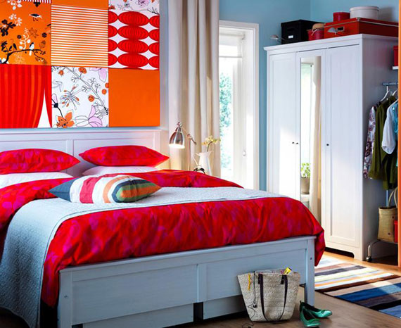s4 Decorating small bedrooms with style - 34 examples