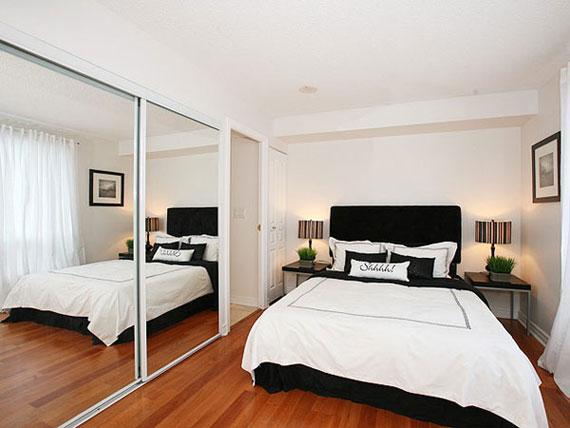 p18 Decorating small bedrooms with style - 34 examples