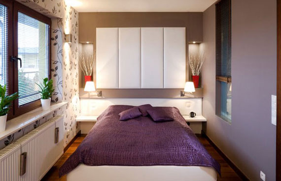 p16 Decorating small bedrooms with style - 34 examples