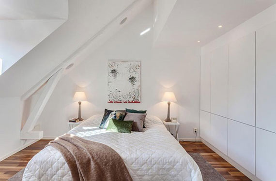 p20 Decorating small bedrooms with style - 34 examples