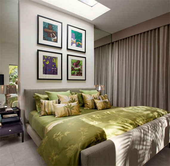 p24 Decorating small bedrooms with style - 34 examples