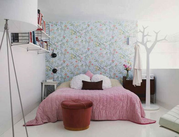 p33 Decorating small bedrooms with style - 34 examples