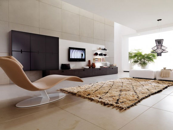 18 The beauty of minimalist living rooms with examples