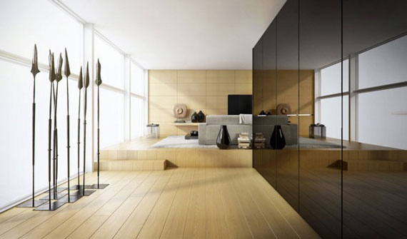 13 The beauty of minimalist living rooms with examples