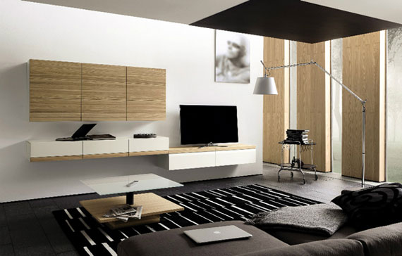 l25 The beauty of minimalist living rooms with examples