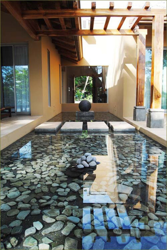 w14 Backyard ponds and water garden ideas - 31 examples