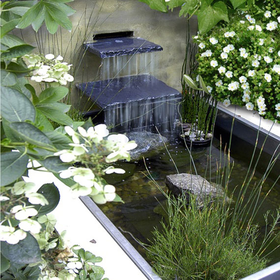 w15 Backyard ponds and water garden ideas - 31 examples