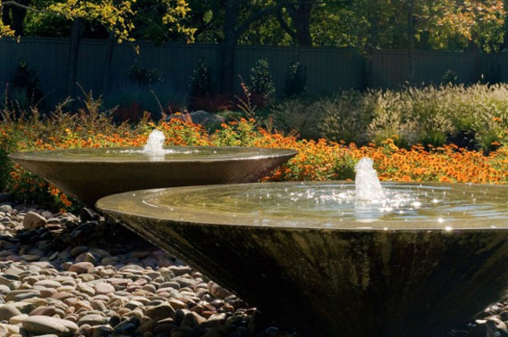 w25 Backyard ponds and water garden ideas - 31 examples