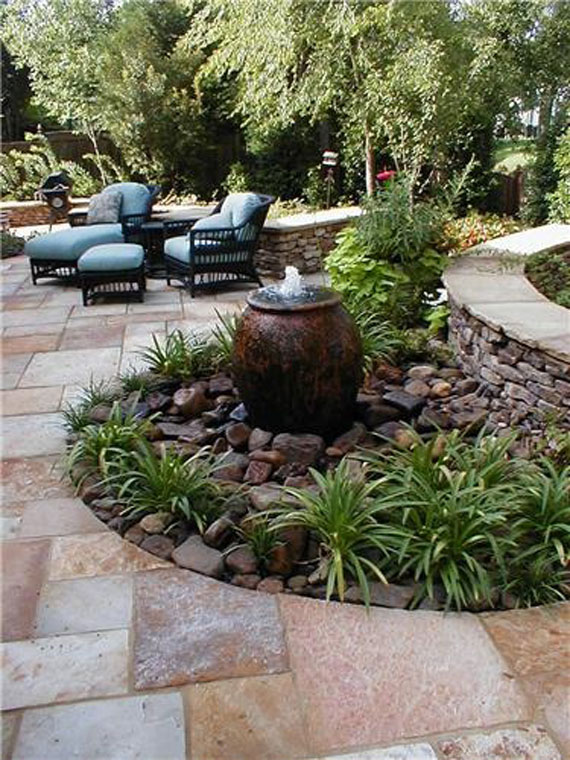 w26 Backyard ponds and water garden ideas - 31 examples