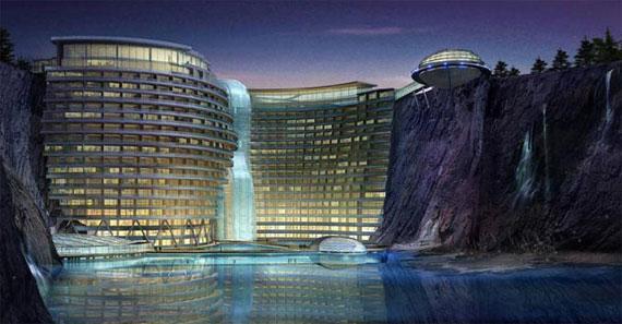 WATERWORLD-1 Futuristic Luxury Resorts That Will Blow You Away