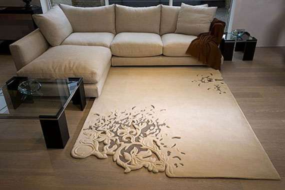 c13 Modern carpets for modern homes - 36 ideas