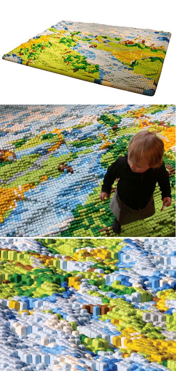 c36 Modern carpets for modern homes - 36 ideas