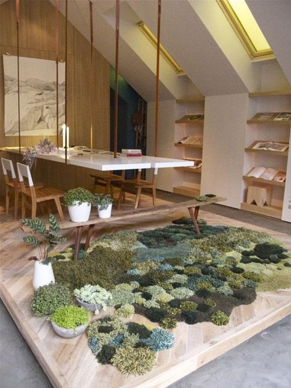 c29 Modern carpets for modern homes - 36 ideas