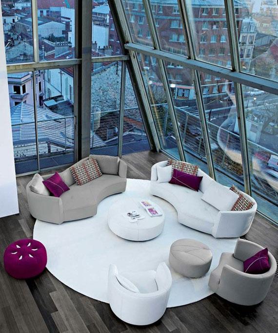 s6 A showcase of modern sofa design examples