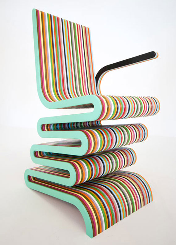 c25 Modern, innovative and comfortable chair designs that you will like