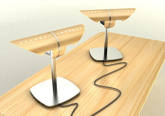 d6 Efficient and well-designed desk lamps to illuminate your interiors