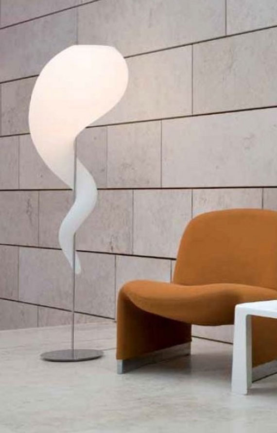 q7 Modern and vintage floor lamp designs to decorate and light up your rooms