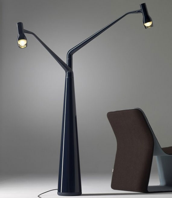 q2 Modern and vintage floor lamp designs to decorate and light up your rooms