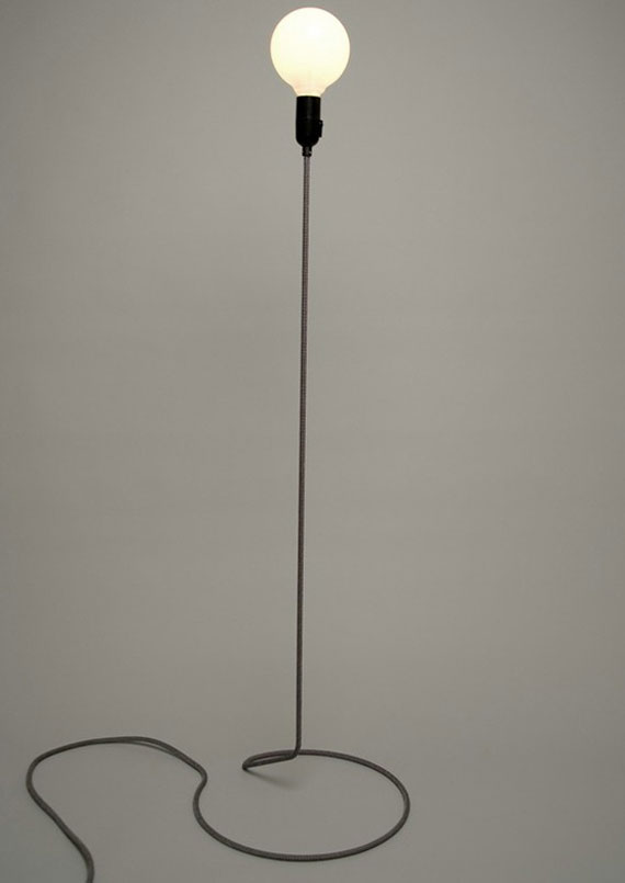 q15 Modern and vintage floor lamp designs to decorate and light up your rooms