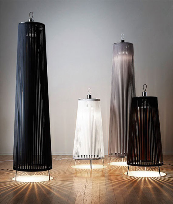 q14 Modern and vintage floor lamp designs to decorate and light up your rooms